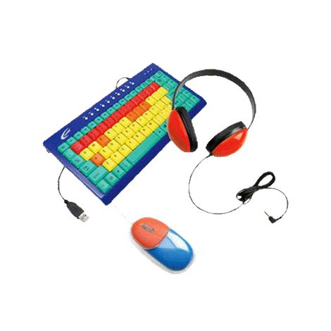 Califone Kids Computer Peripheral Package