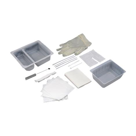 Buy Amsino AMSure Tracheostomy Clean And Care Two Compartment Trays