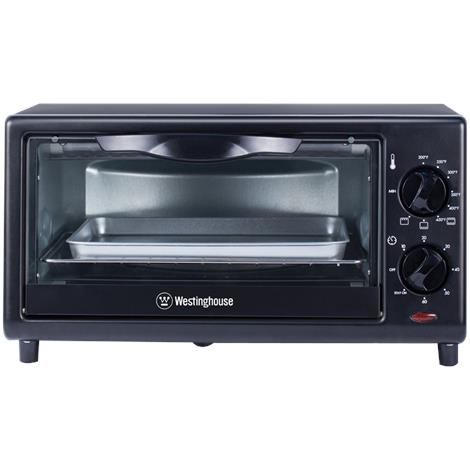 Toastmaster Stainless Steel Four Slice Toaster Oven