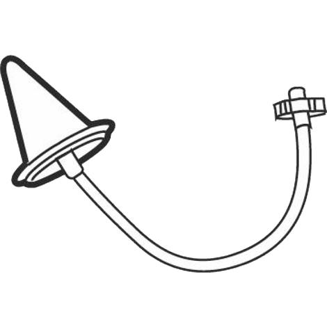 Hollister Stoma Cone Connector With Replacement Unit