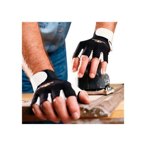 Buy IMPACTO Open Finger Anti-Vibration Air Gloves