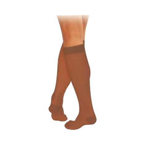 Truform Closed Toe Knee High 20-30mmHg Therapeutic Compression Stockings