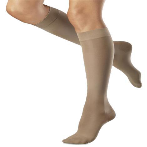 Venosan VenoSoft Closed Toe Below Knee 30-40mmHg Compression Stockings with Microfiber
