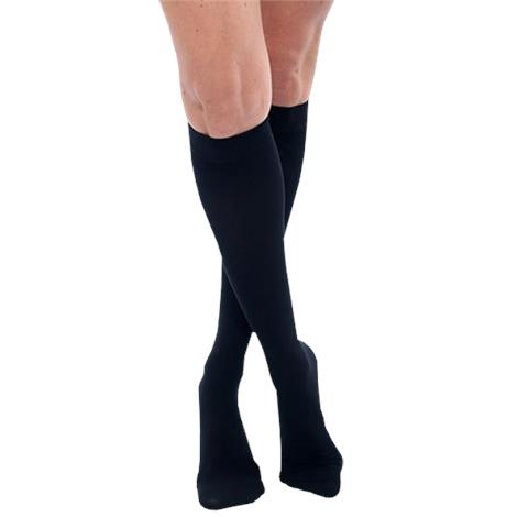 Venosan Silverline Closed Toe Below Knee 20-30mmHg Compression Socks for Women