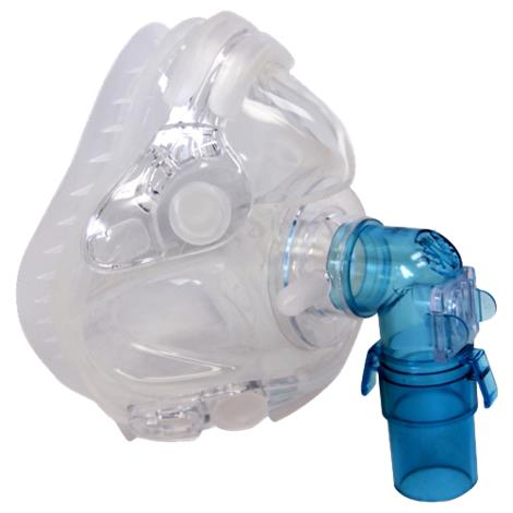 Devilbiss V2 Full Face Mask Face Piece With Swivel