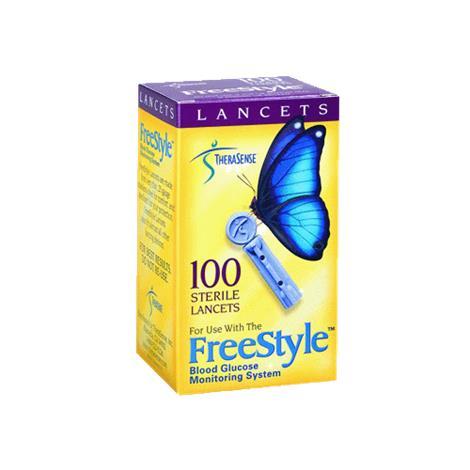 Buy Abbott FreeStyle Sterile Lancets