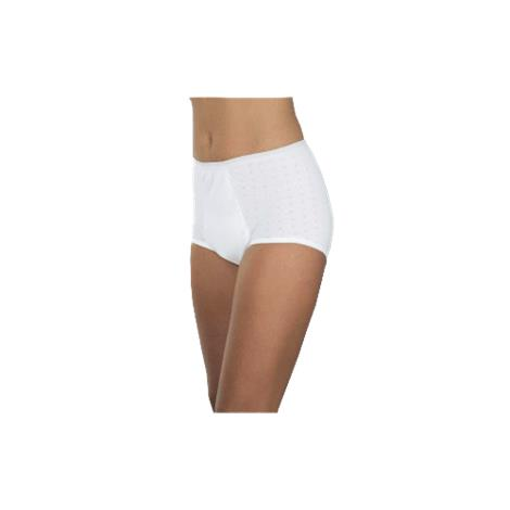 Wearever Womens Super Reusable Incontinence Panties