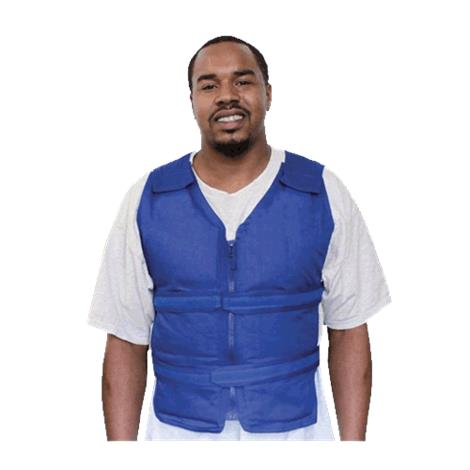 Polar Cool58 Phase Change Adjustable Zipper Cooling Vest