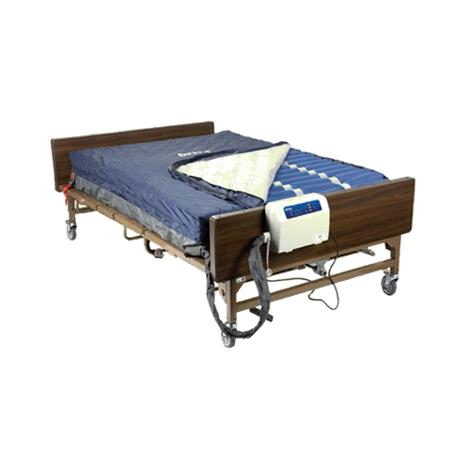 Drive Med Aire Bariatric Alternating Pressure and Low Air Loss Mattress Replacement System