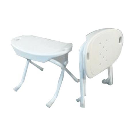 Buy Tubular Fabricators Space Saver Folding Bath Bench