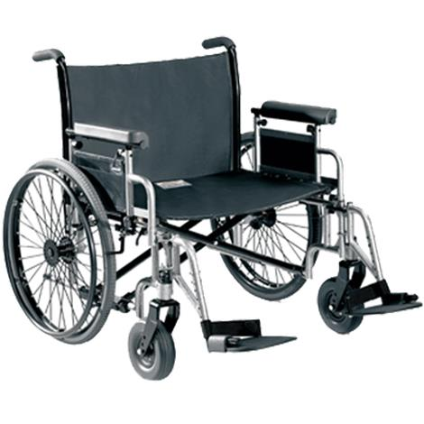 Buy Invacare 9000 Topaz Bariatric Manual Wheelchair