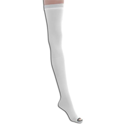 Medline EMS Thigh Length 15-18mmHg Anti-Embolism Stockings