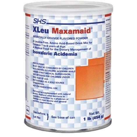 Nutricia XLeu Maxamaid Powdered Medical Food