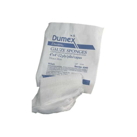 Derma Ducare Woven Sterile Gauze Sponges