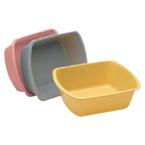 Medical Action Disposable Rectangular Wash Basin