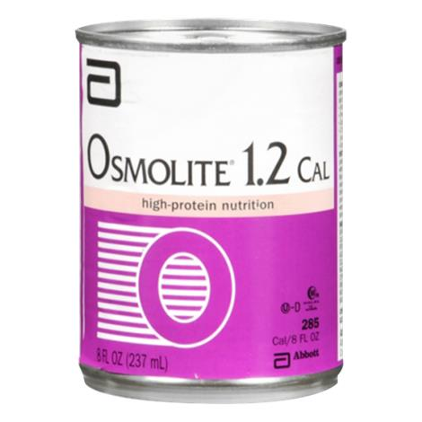 Abbott Osmolite 1.2 Cal High-Protein Nutritional Drink