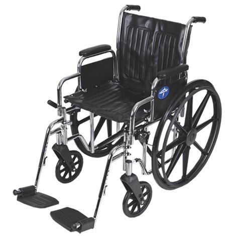 Medline 2000 Excel Manual Wheelchair