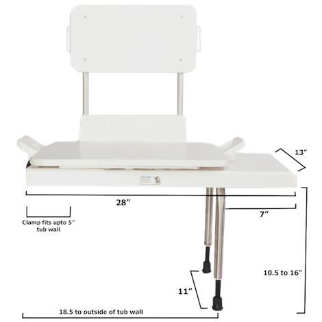 Versa Bath Seat Shower Chairs