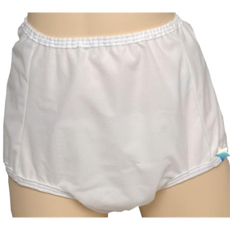 Salk Sani-Pant Pull-On Brief With Breathable Panel