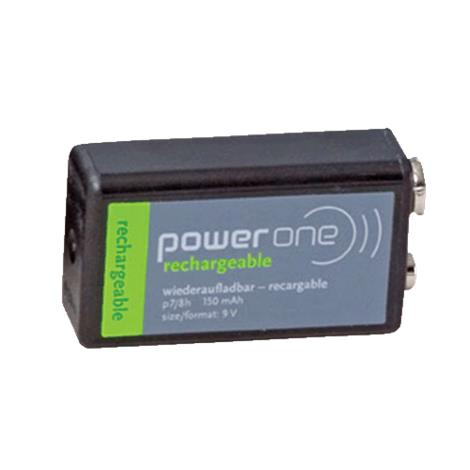 Chattanooga Rechargable NiCd 9 Volt Battery