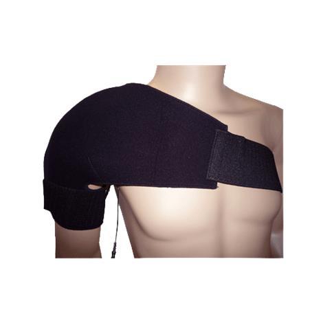 BioMedical BioKnit Conductive Sport Shoulder Garment