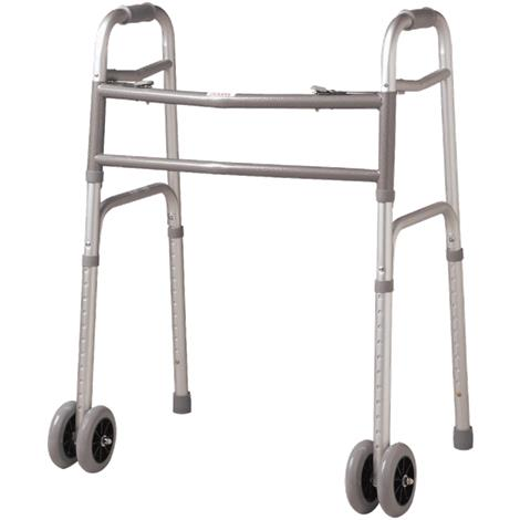 Medline Bariatric Folding Walker