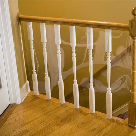 Cardinal Gates Indoor Banister Shield Protector