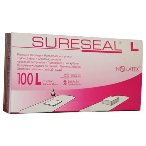 Facet SureSeal Pressure Adhesive Bandage