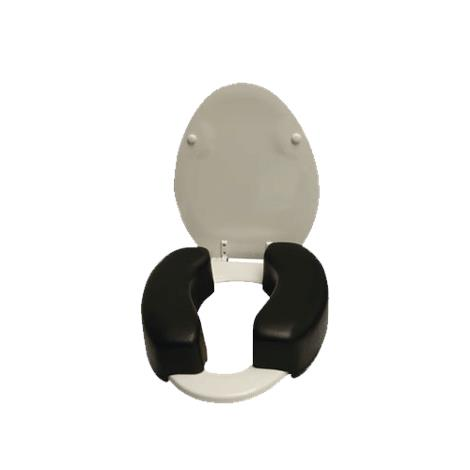 Therafin Two Piece Toilet Riser