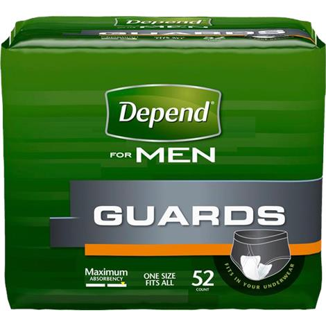 Depend Incontinence Guards For Men