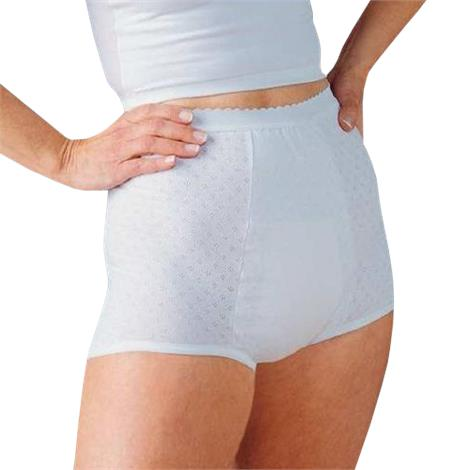 Salk HealthDri Cotton Ladies Moderate Panties
