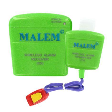 Malem Wireless Bedwetting Alarm System
