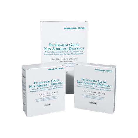Cardinal Health Petrolatum Impregnated Gauze Dressings
