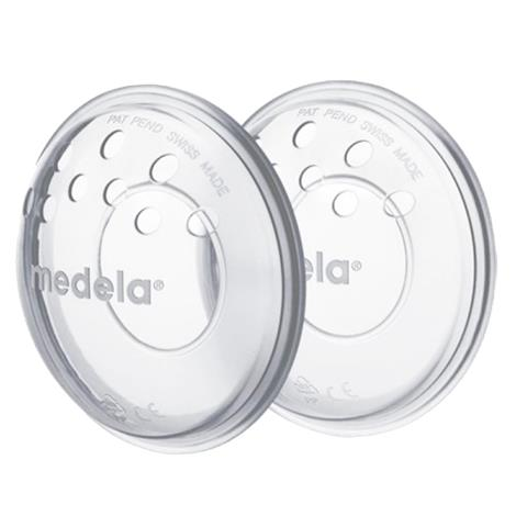 Buy Medela SoftShells Silicone Breast Shells For Sore Nipples