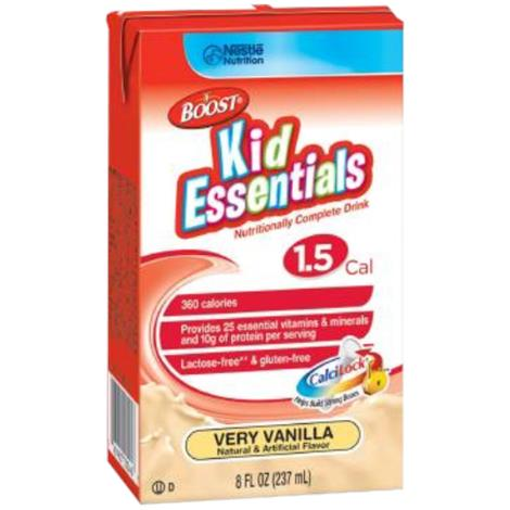 Nestle Boost Kid Essentials 1.5 Complete Pediatric Nutritional Drink