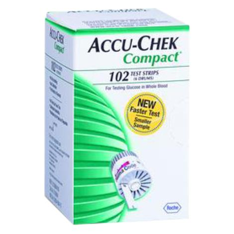 Roche Accu-Chek Compact Six Test Drums
