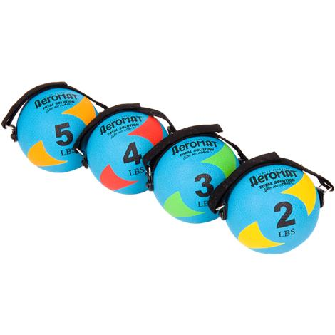 Aeromat Power Yoga Or Pilates Weight Ball