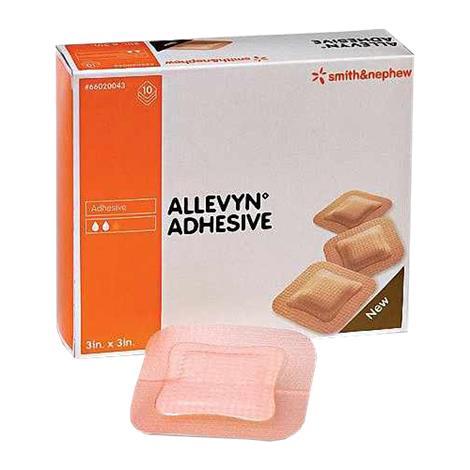 Allevyn Adhesive Foam Dressing