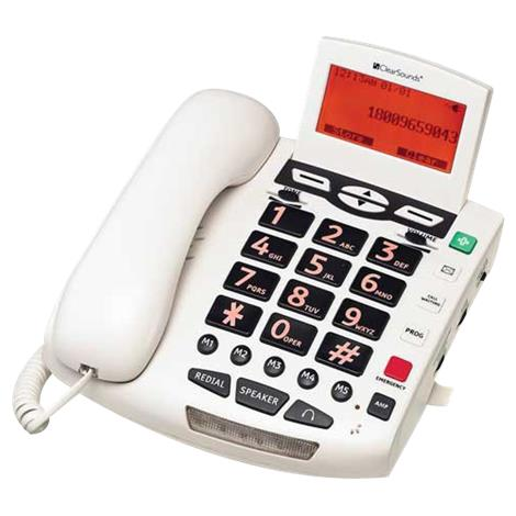 ClearSounds Digital Amplified Freedom Phone with Full ClearDigital Power
