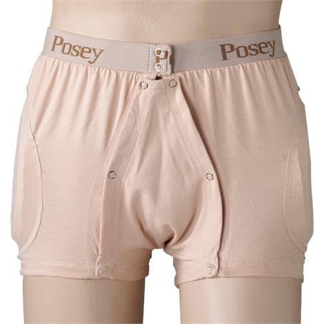 Buy Posey Hipsters Incontinent Brief with High Durability Poron Removable Pad