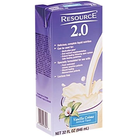 Nestle Resource 2.0 Complete Liquid Nutrition