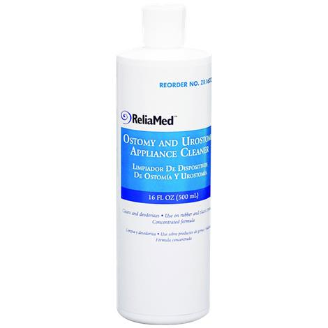 ReliaMed Ostomy and Urostomy Appliance Cleaner