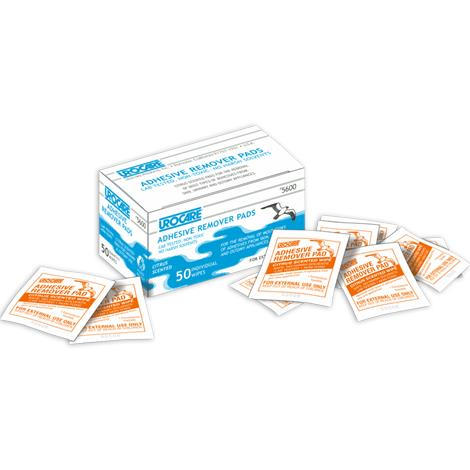 Urocare Adhesive Remover Pads