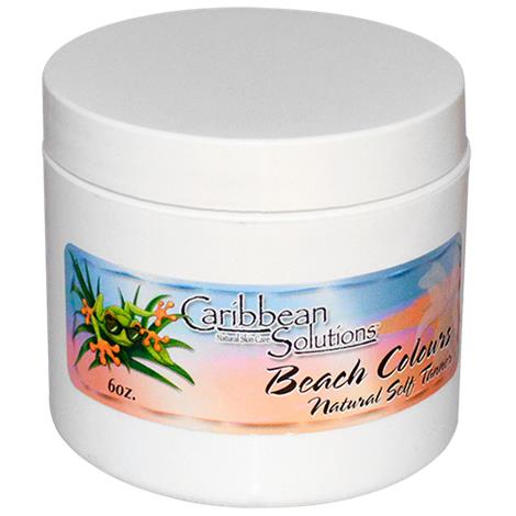 Caribbean Solutions Beach Colours Natural Sunless Self Tanner