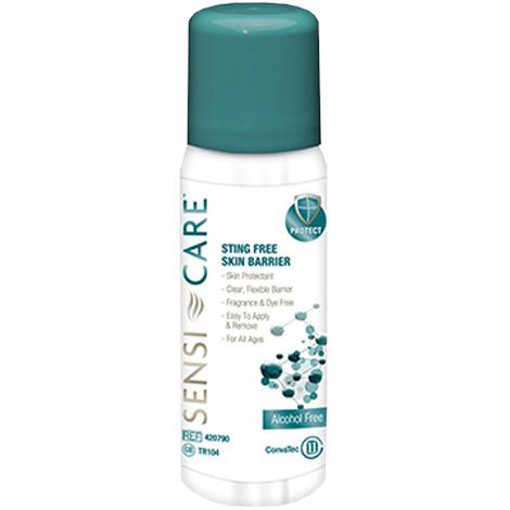 Convatec Sensi-Care Sting Free Skin Barrier Spray Pump