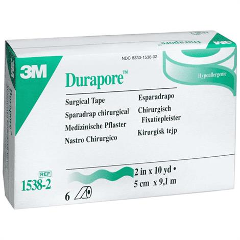 Buy 3M Durapore Silk-Like Cloth Surgical Tape