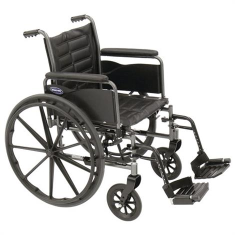 """Buy Invacare Tracer EX2 18"""" x 16"""" Frame With Removable Full Length Arm Wheelchair"""
