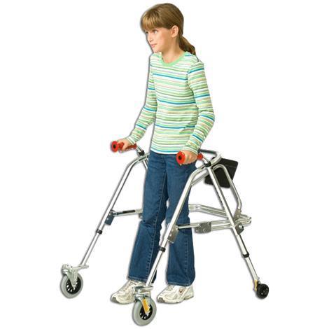 Buy Kaye PostureRest Four Wheel Large Walker With Seat