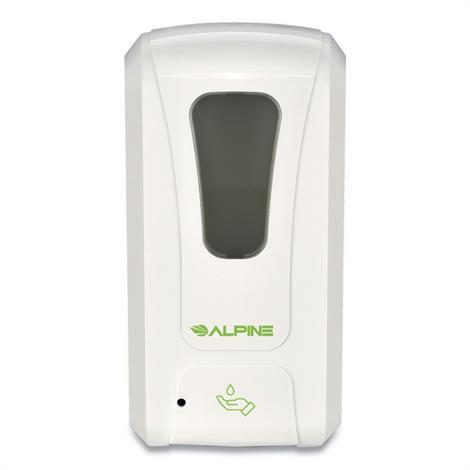 Buy Alpine Automatic Hands-Free Liquid Hand Sanitizer/Soap Dispenser