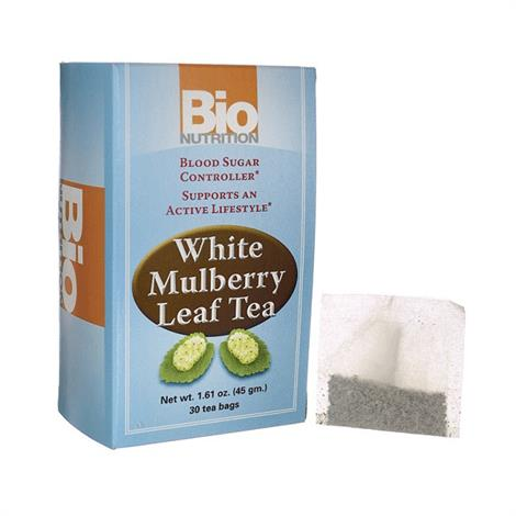 Buy Bio Nutrition White Mulberry Leaf Tea